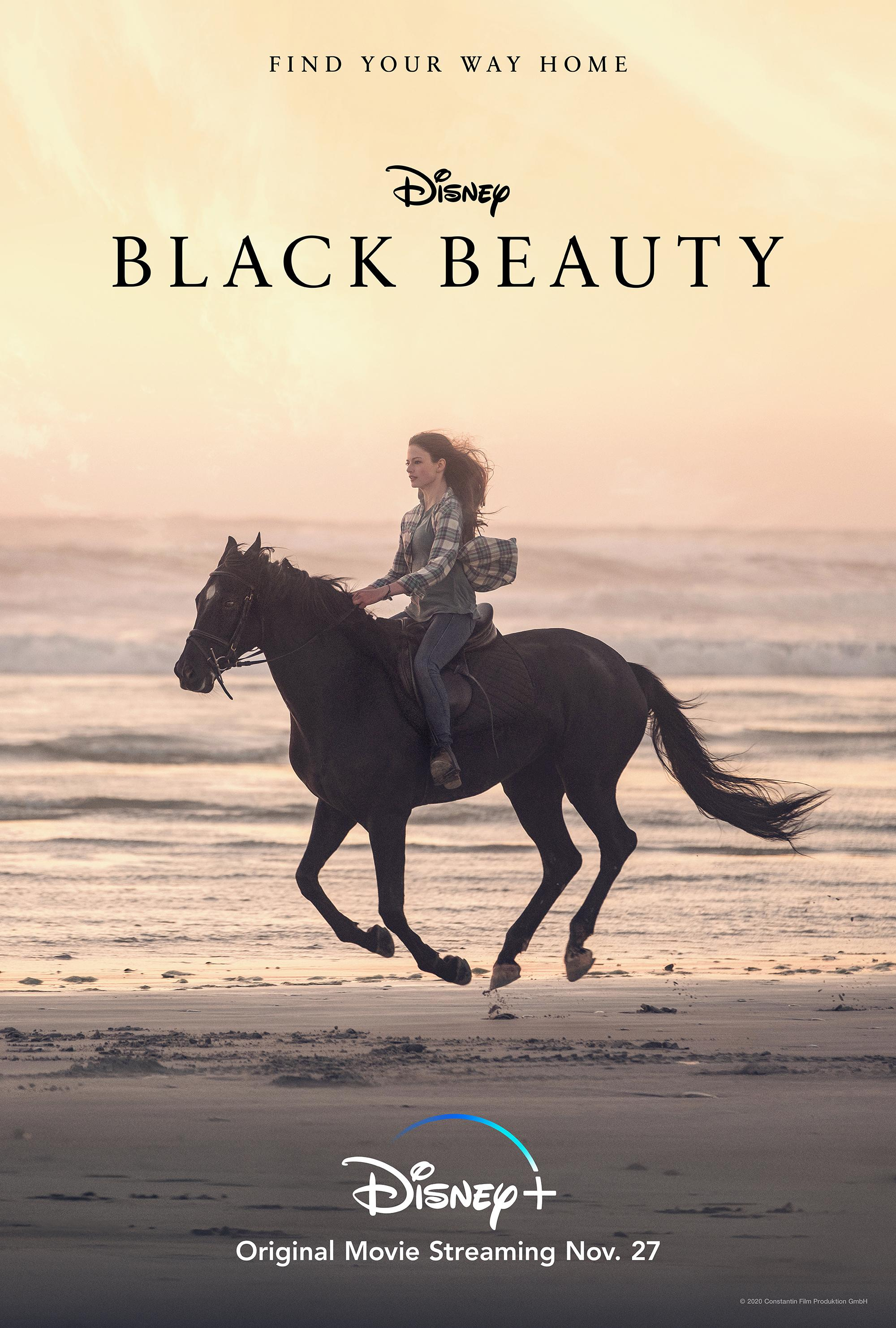 Movie Review Black Beauty 2020 Horse Nation