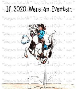 The Idea of Order: If 2020 Were an Eventer…