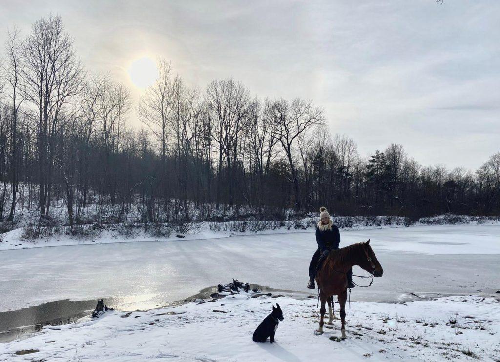 Um momento para refletir |  HORSE NATION 5