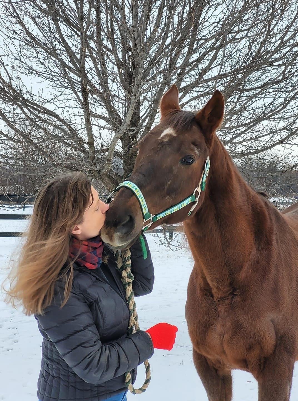 Desafio fotográfico do leitor: Cavalo Snuggles 11
