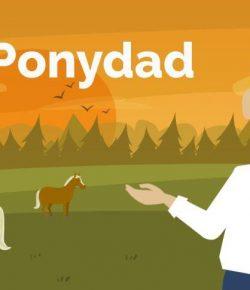 Ponydad: Let Me Expose Myself