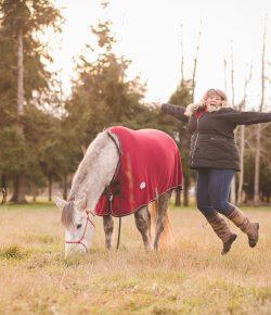 Reader Photo Challenge: Unbridled Joy