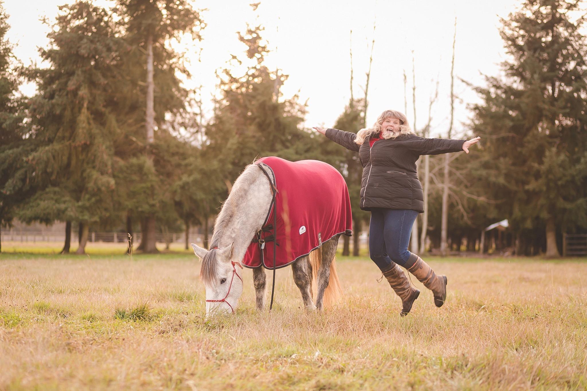 Desafio da foto do leitor: alegria desenfreada 11