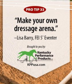 Kentucky Performance Products: Make Your Own Dressage Arena