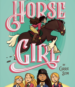 Carrie Seim on Her New Book, 'Horse Girl'
