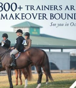 480 Trainers Accepted to 2021 Class of Thoroughbred Makeover