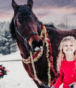 Reader Photo Challenge: A New Generation of Equestrians