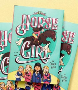 Book Review: 'Horse Girl' by Carrie Seim