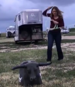 Kentucky Performance Products Tuesday Video: Roping Tricks