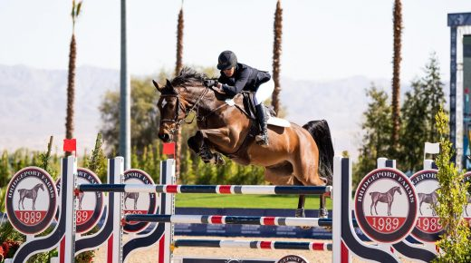 Hot Stuff: Haygain Heats Up the Riders Cup Los Angeles