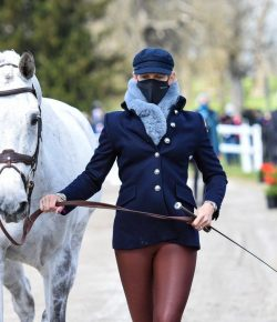 New COVID-19 Protocols from USEF: Fully Vaccinated Individuals May Forego Masks at Outdoor Competitions