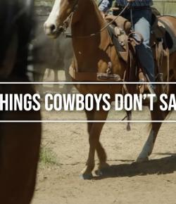 #TGIF: Things Cowboys Don't Say