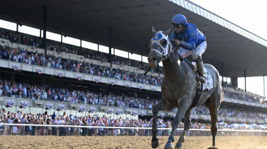 Essential Quality Wins First Belmont Stakes for Trainer Brad Cox and Jockey Luis Saez
