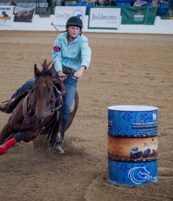 Retired Racehorse Project to Host The Jockey Club Thoroughbred Incentive Program Barrel Racing Championships at the Thoroughbred Makeover