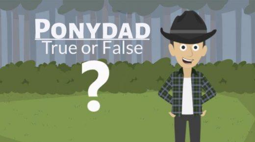 Ponydad: Ugly Horses and Bathtubs