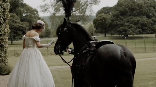 14 Brides Who Broke Tradition and Had Their Horses at the Weddings