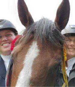 Back in the Saddle: Catherine & Nova