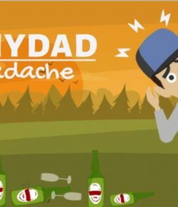 Ponydad: Hangover and Galloping Without a Bra