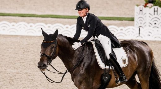 Today in Tokyo: Sensational Start to Race for Olympic Dressage Titles