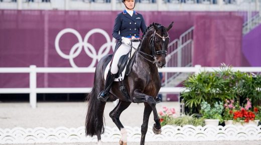 Today in Tokyo: US Advances, Germans Establish Authority Ahead of Dressage Team Medals Finale