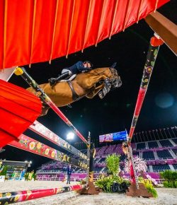 Today in Tokyo: A Costly Day for Team USA in Individual Jumping Qualifier