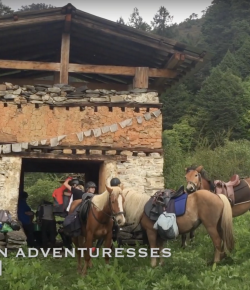 Ecovet Presents Mind Your Melon: Around the World on 80 Horses