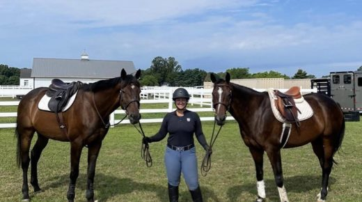 Tell a Gelding, Ask a Mare: Michelle & Peewee & Sadie