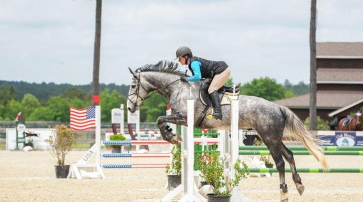 7 Tips for Giving Your Young Horse a Positive Show Experience