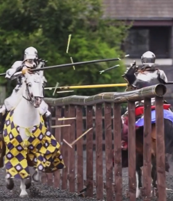 Kentucky Performance Products Tuesday Video: Slow Motion Jousting