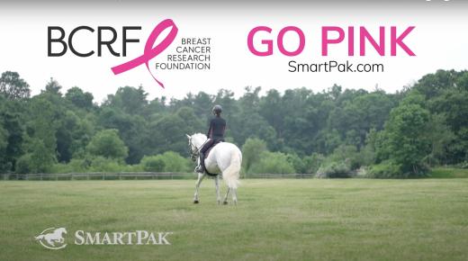 SmartPak Monday Morning Feed: Go Pink!