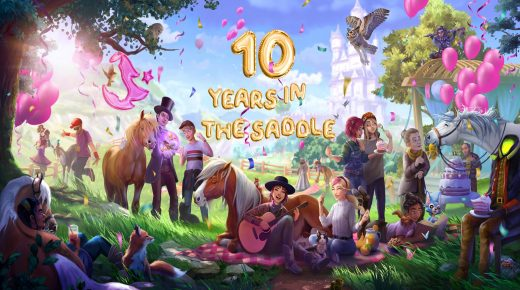 Star Stable 10th Anniversary Giveaway
